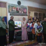 LAZ Risalah Charity Salurkan Bantuan Bencana Kebakaran