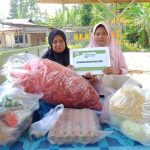 LAZ RISALAH CHARITY Berikan Bantuan Modal Usaha Ibu Anak Yatim